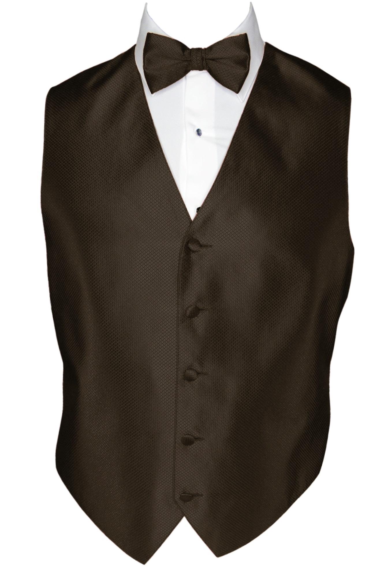 Formal Vest Full Back Large